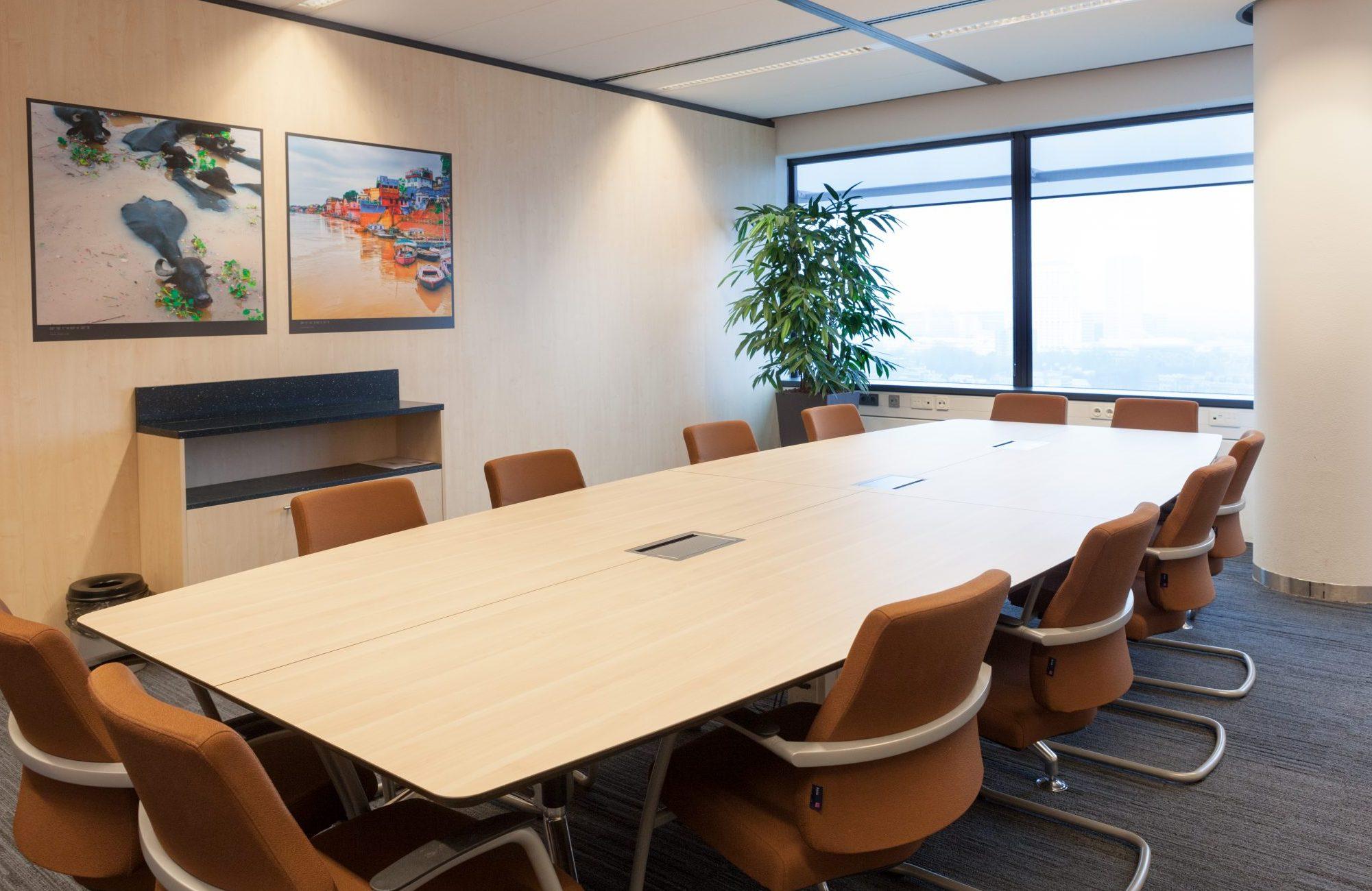 meetingroom havenbedrijf